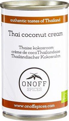 Bio Thaise Kokosroom - 160 ml