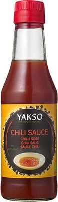 Bio Yakso Chilisaus - 240 ml