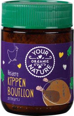 bouillonpoeder kip zonder gist - 110 gram