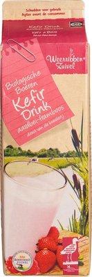 kefir drink aardbei-framboos - 1 liter