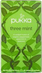 pukka three mint thee - 20 builtjes