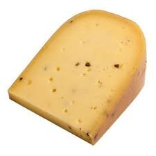 de vijfsprong kaas honing klaver demeter - 500 gram (afwijking 50 gram)