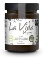 Vegan chocoladepasta puur/st
